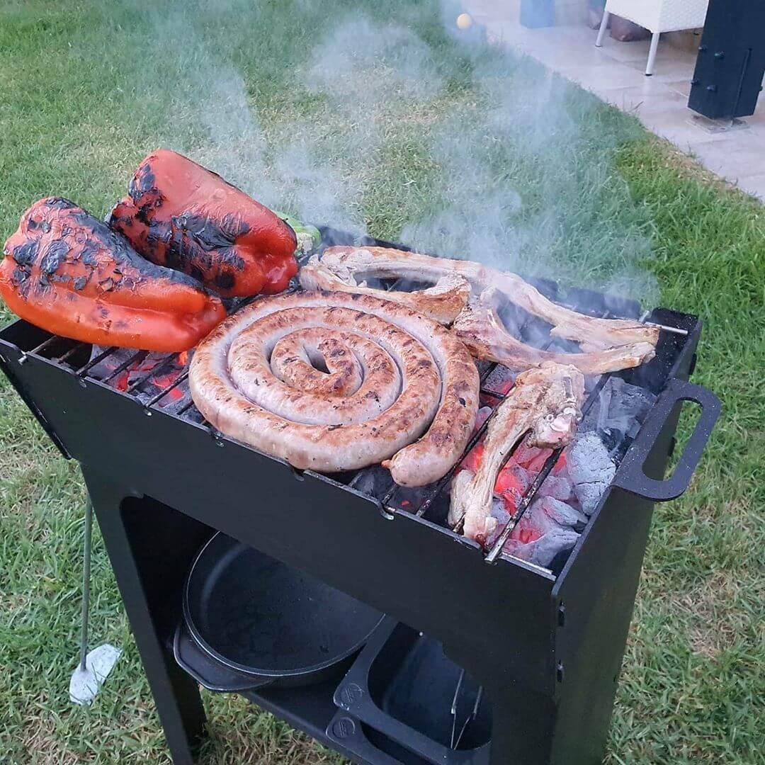 barbecue-a-carbone