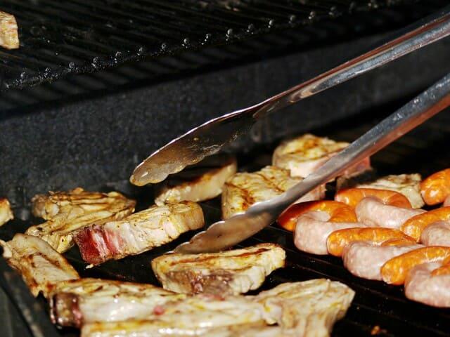 Kit-barbecue
